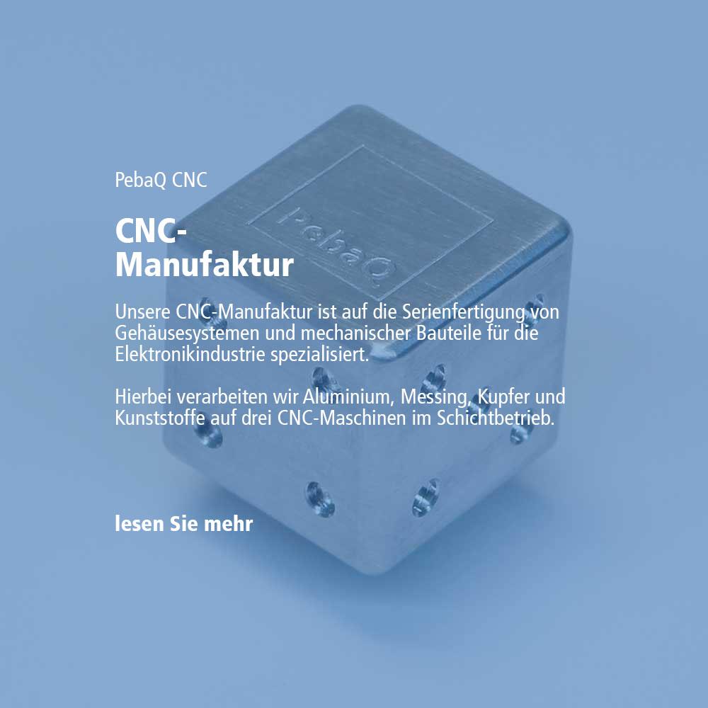 CNC-Manufaktur