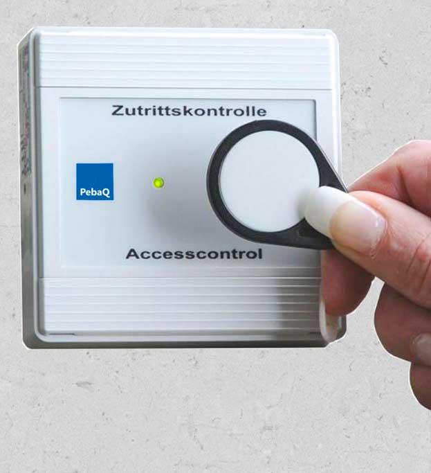 RFID Zeiterfassung